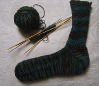 First_sock_1